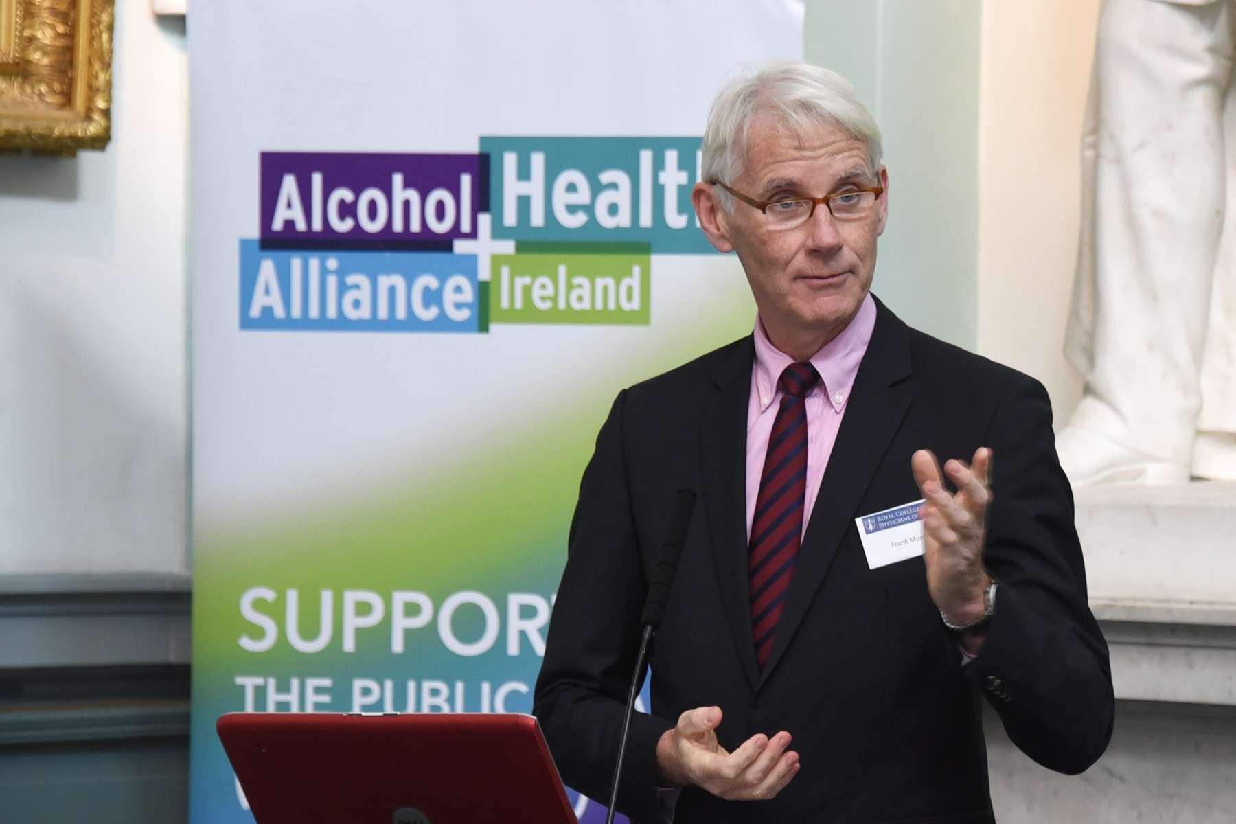 Prof Frank Murray