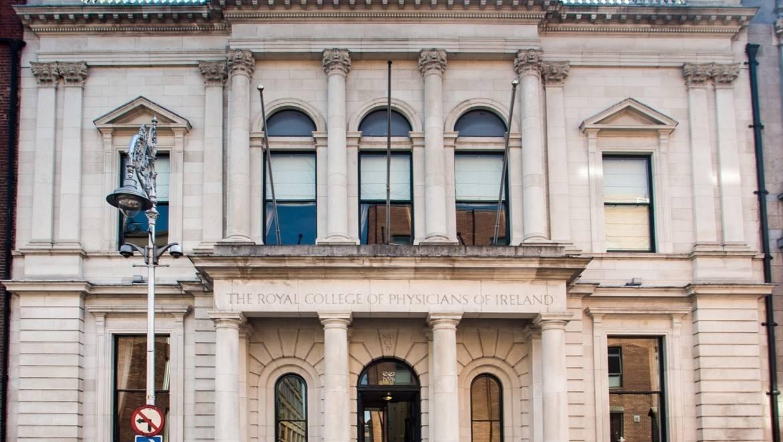 No 6 Kildare Street facade