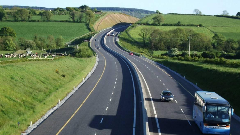 Irish roadway