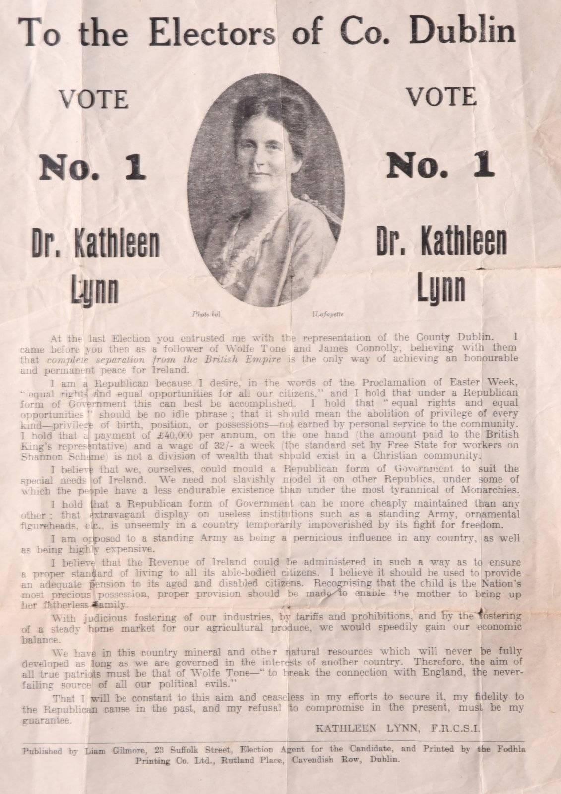 Lynn poster small
