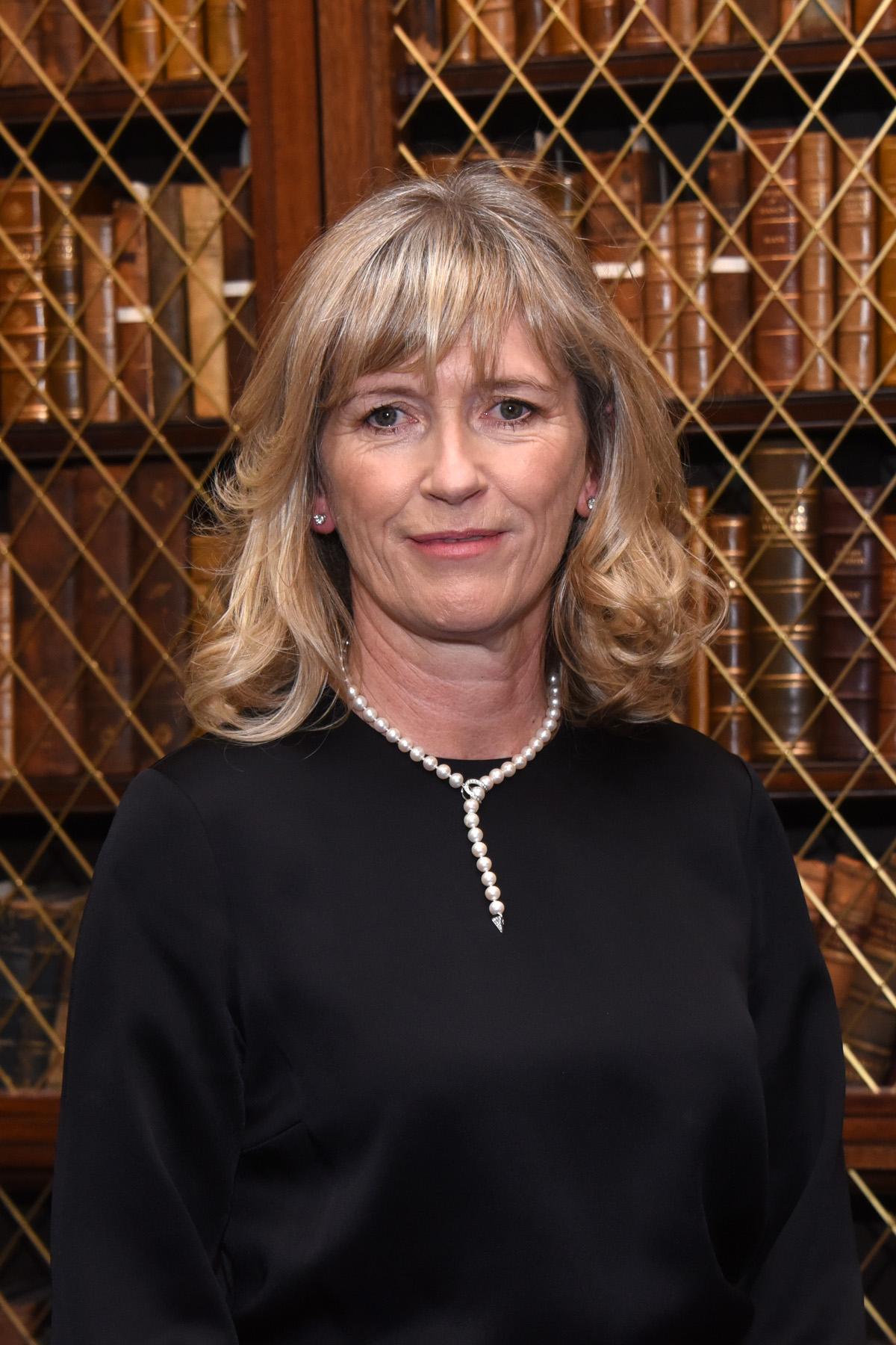 Mary Horgan President Designate