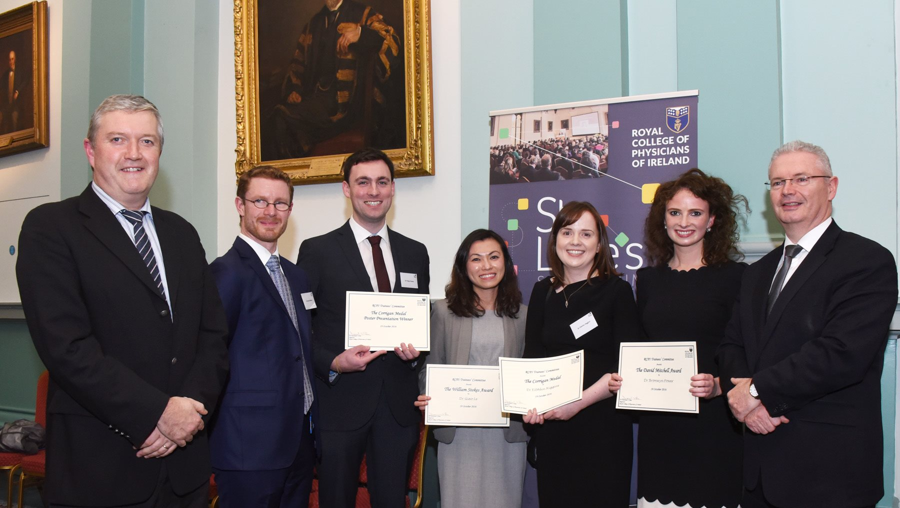 Trainee Awards winners 2016